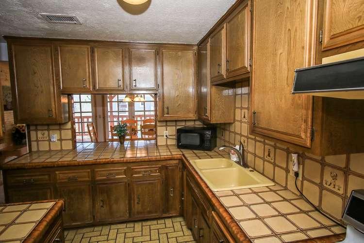 1st Level Kitchen