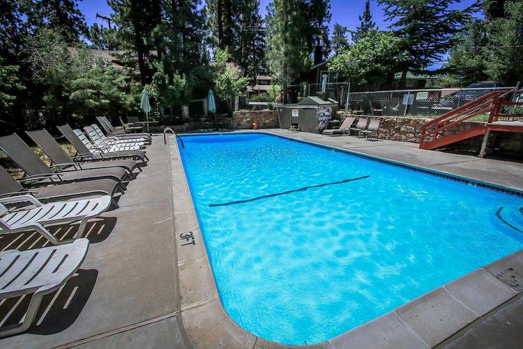 Seasonal Lodge Pool Available For Guests