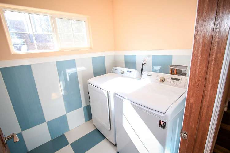 Full Laundry Room Available