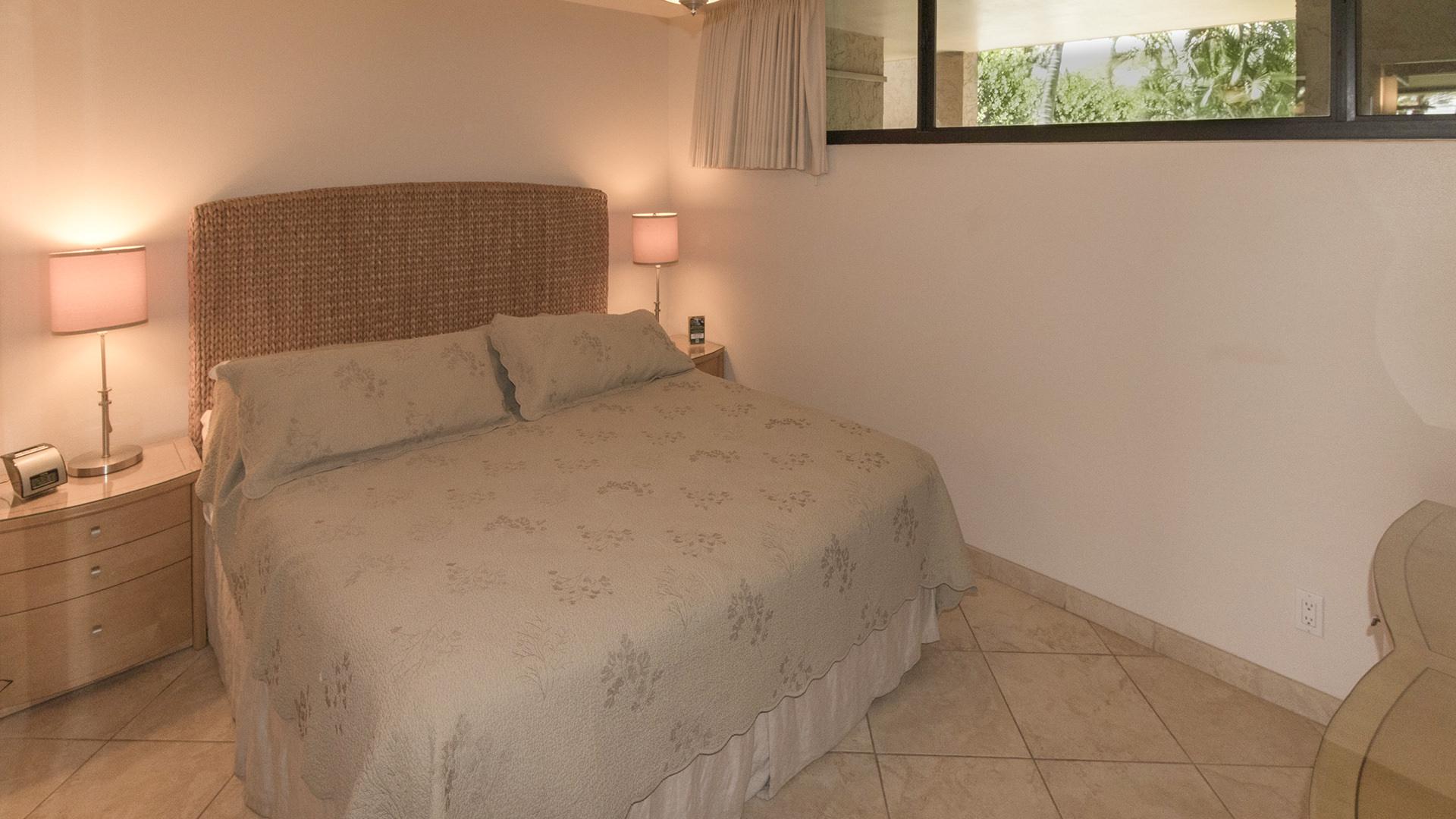 A105 Bedroom from Door