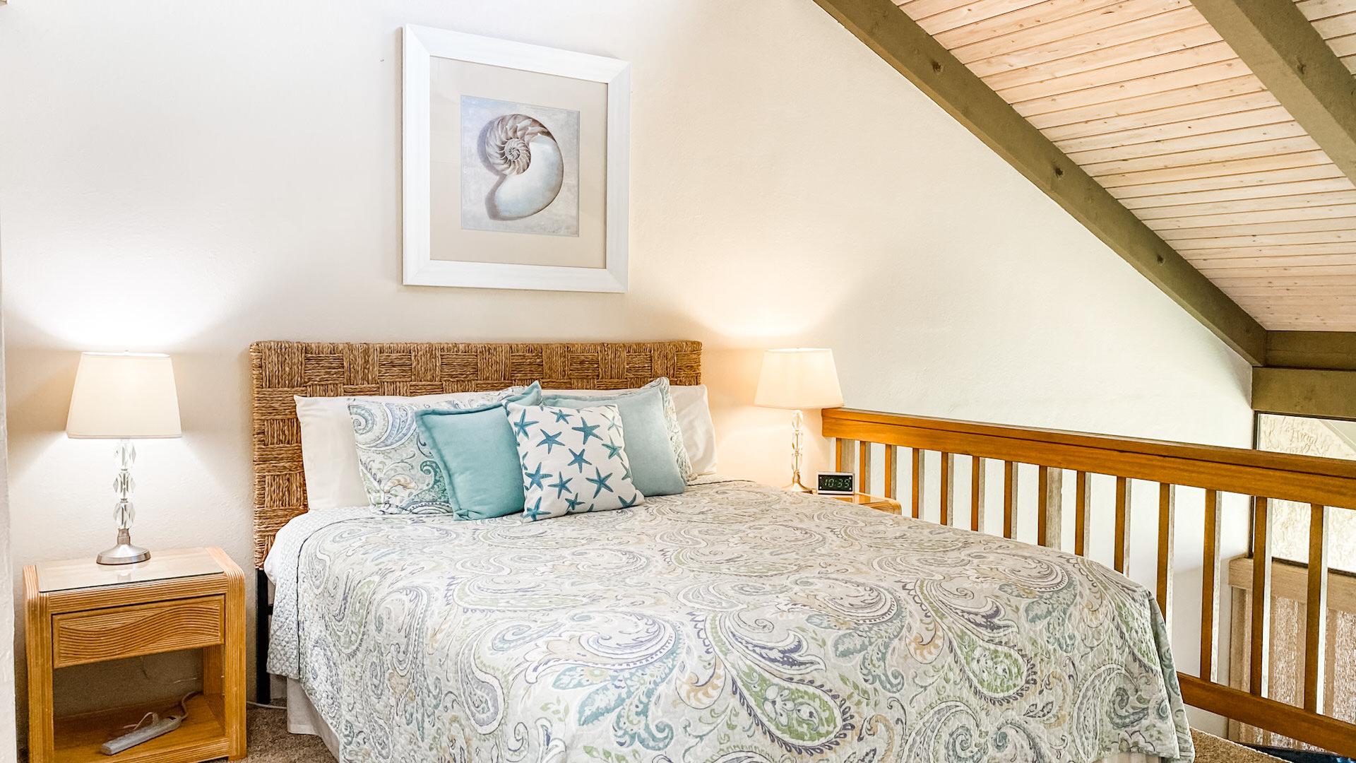 A303 Loft Master Bed