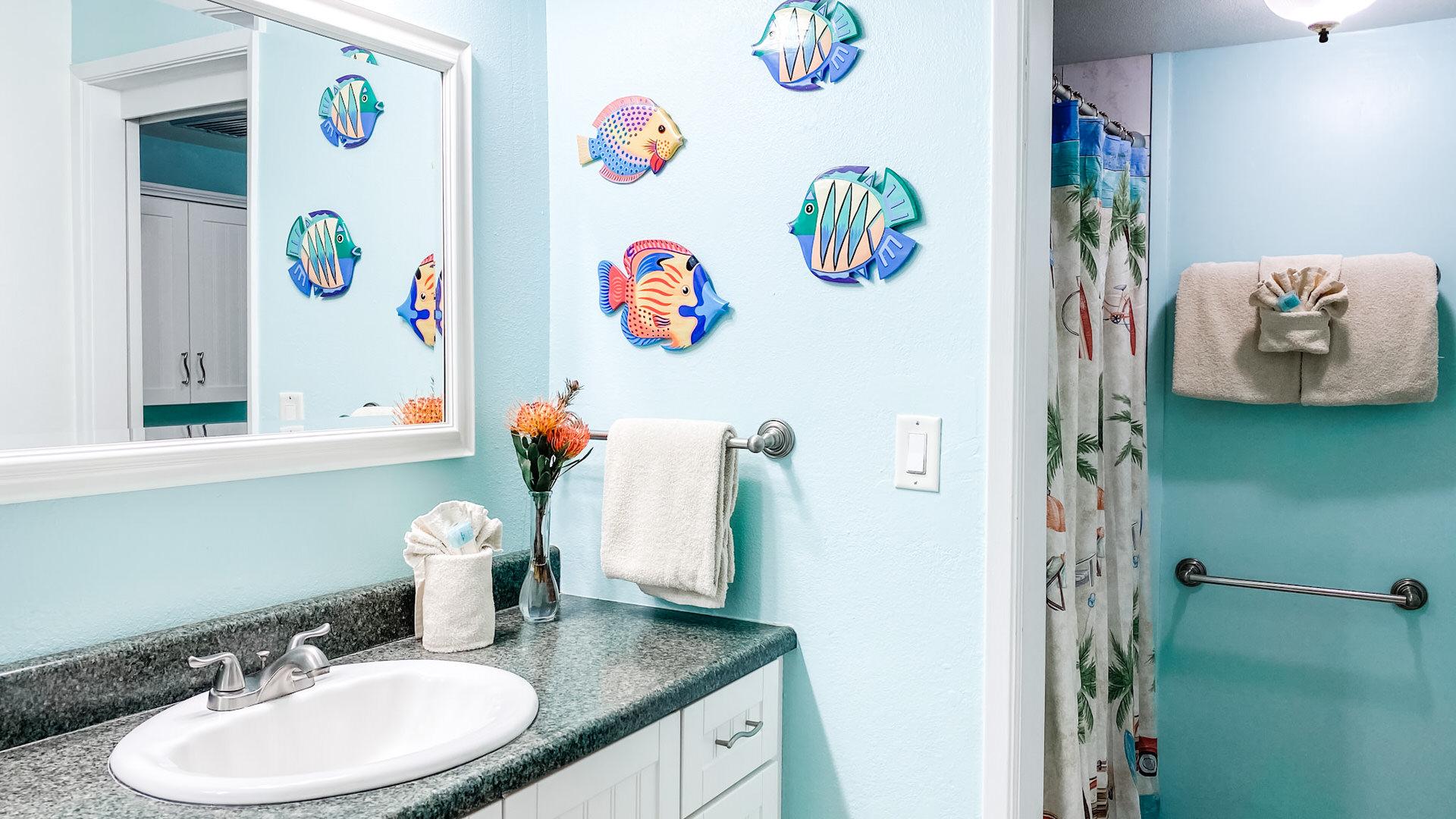 D102 Bathroom and Vanity
