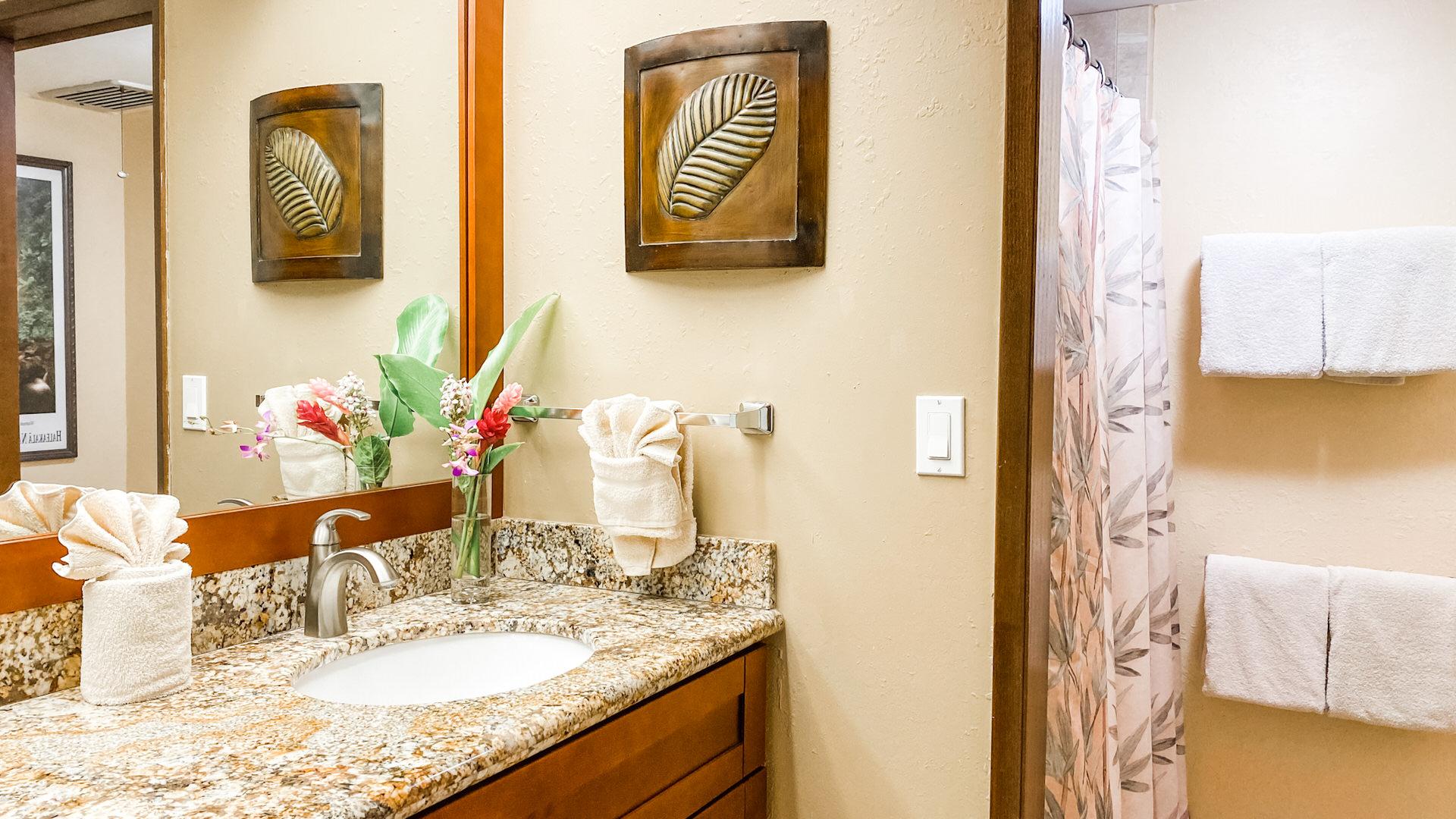 B202 Guest Bathroom Vanity