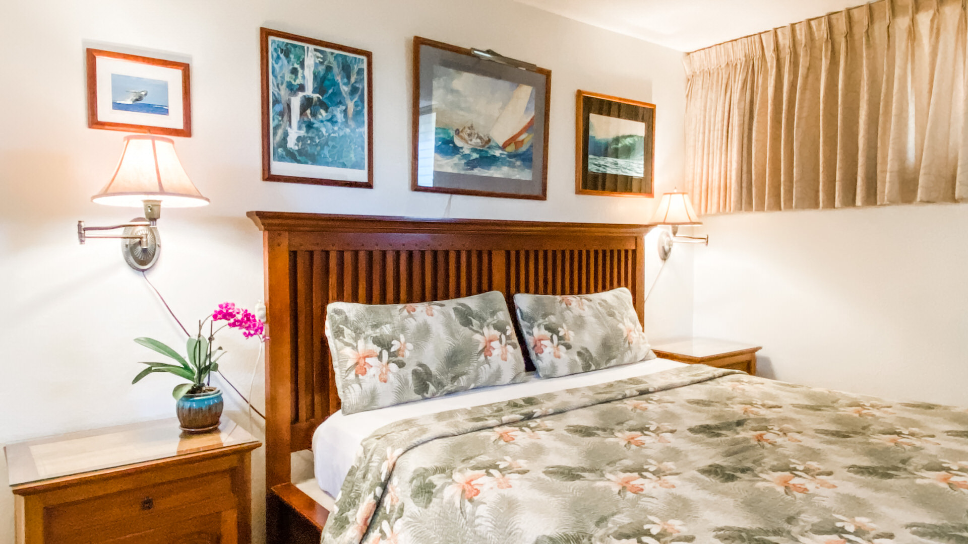 A203 Master Bedroom