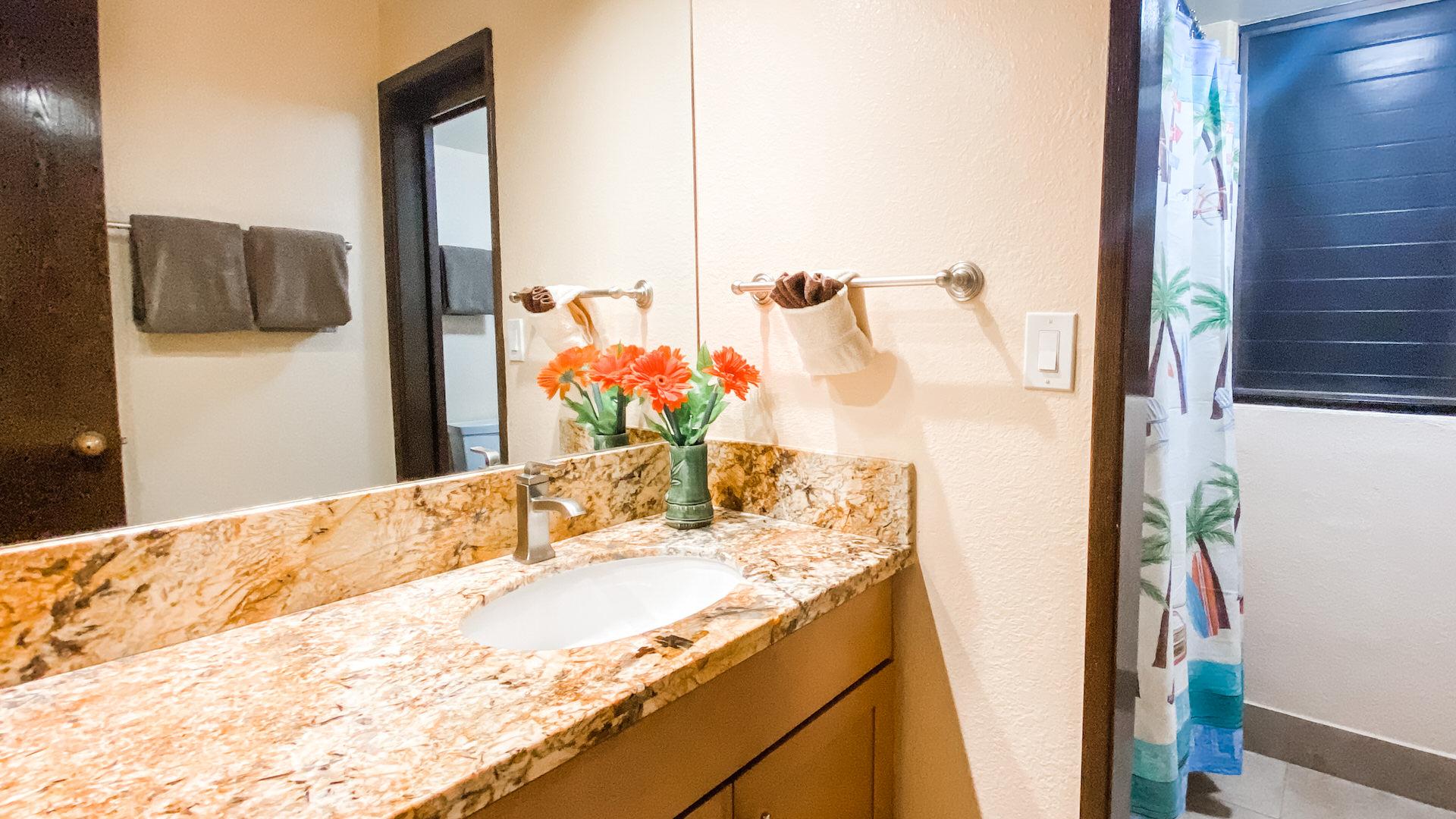 B112 Guest Bathroom Vanity