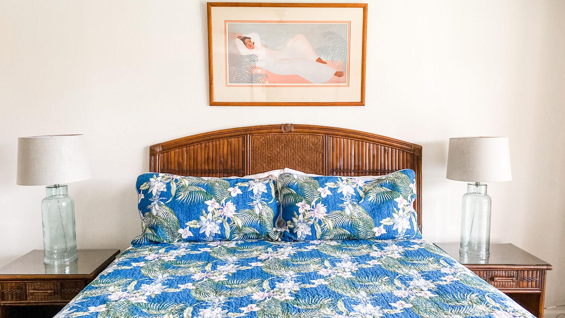 C201 Master Bedroom