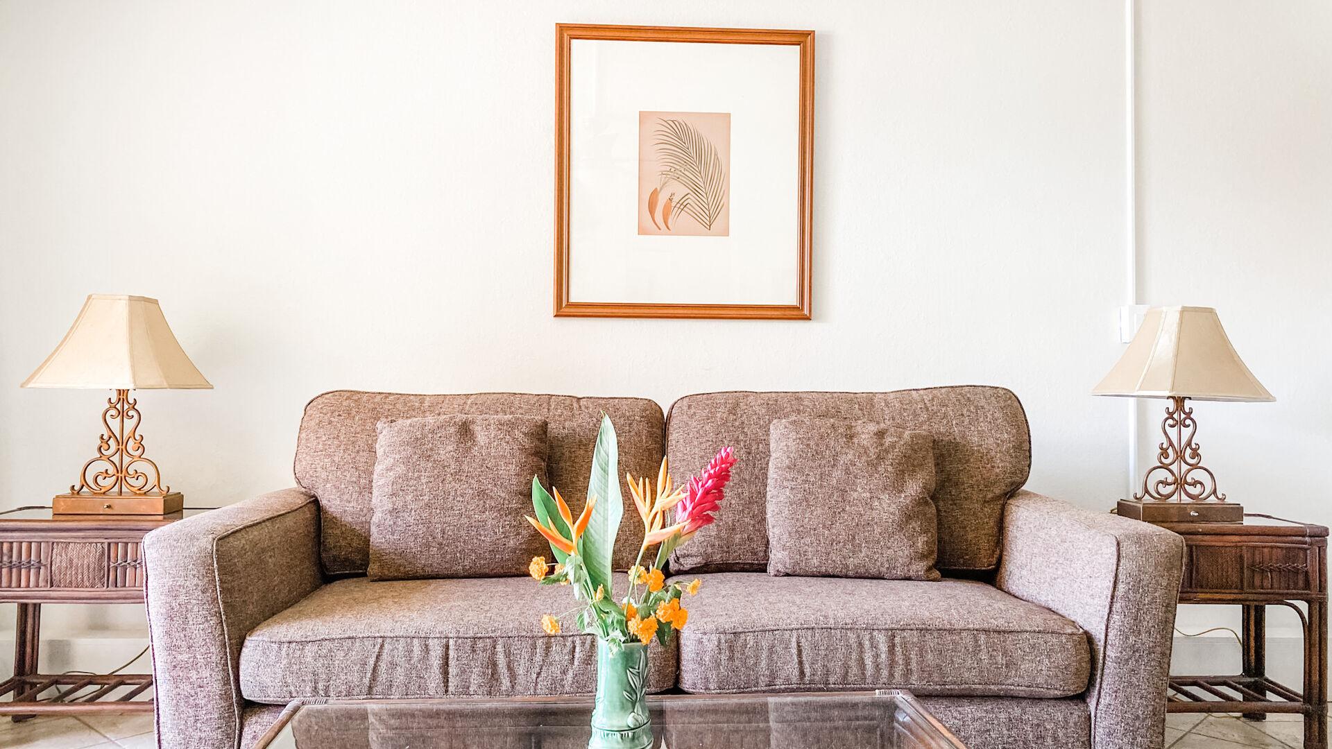 C201 Sofa Setting