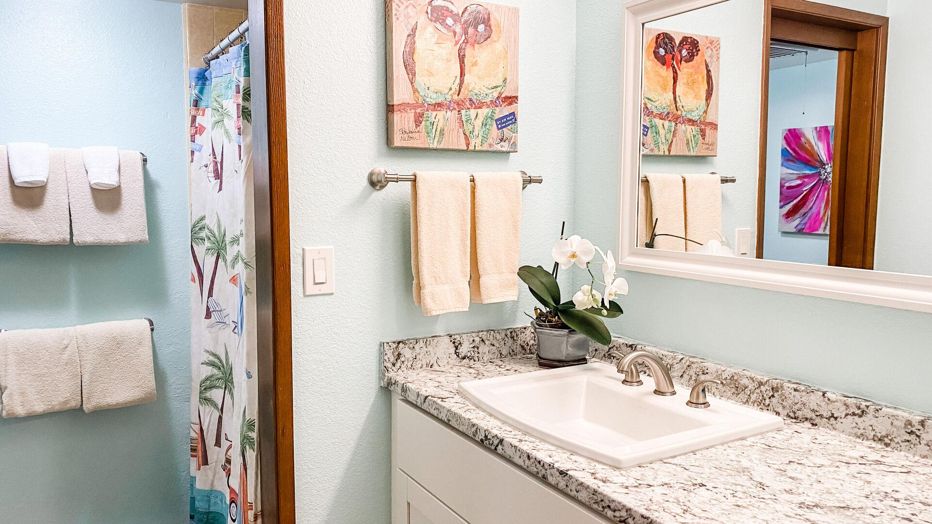 B111 Bathroom and Shower
