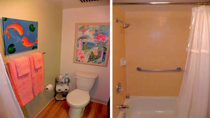 B110 Bathroom, Toilet and Shower