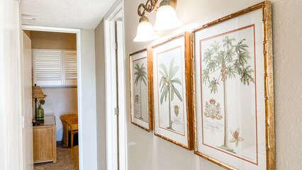 A303 Hallway Art