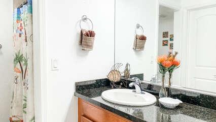 D103 Guest Bathroom Vanity