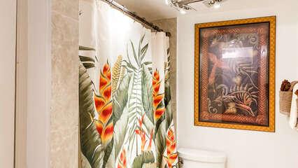 D103 Master Bathroom Shower