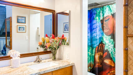 D307 Master Bathroom Vanity