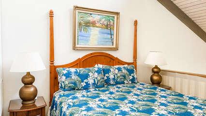 D307 Master Loft Bedroom