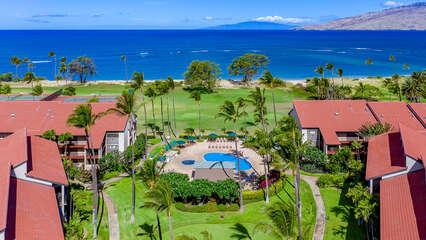 Luana Kai Property and Ocean