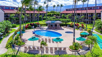 Luana Kai Resort Pool