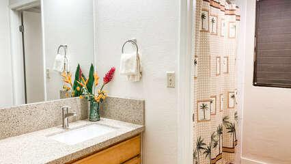 C101 Master Bathroom