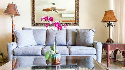 B209 Sofa and Coffee Table