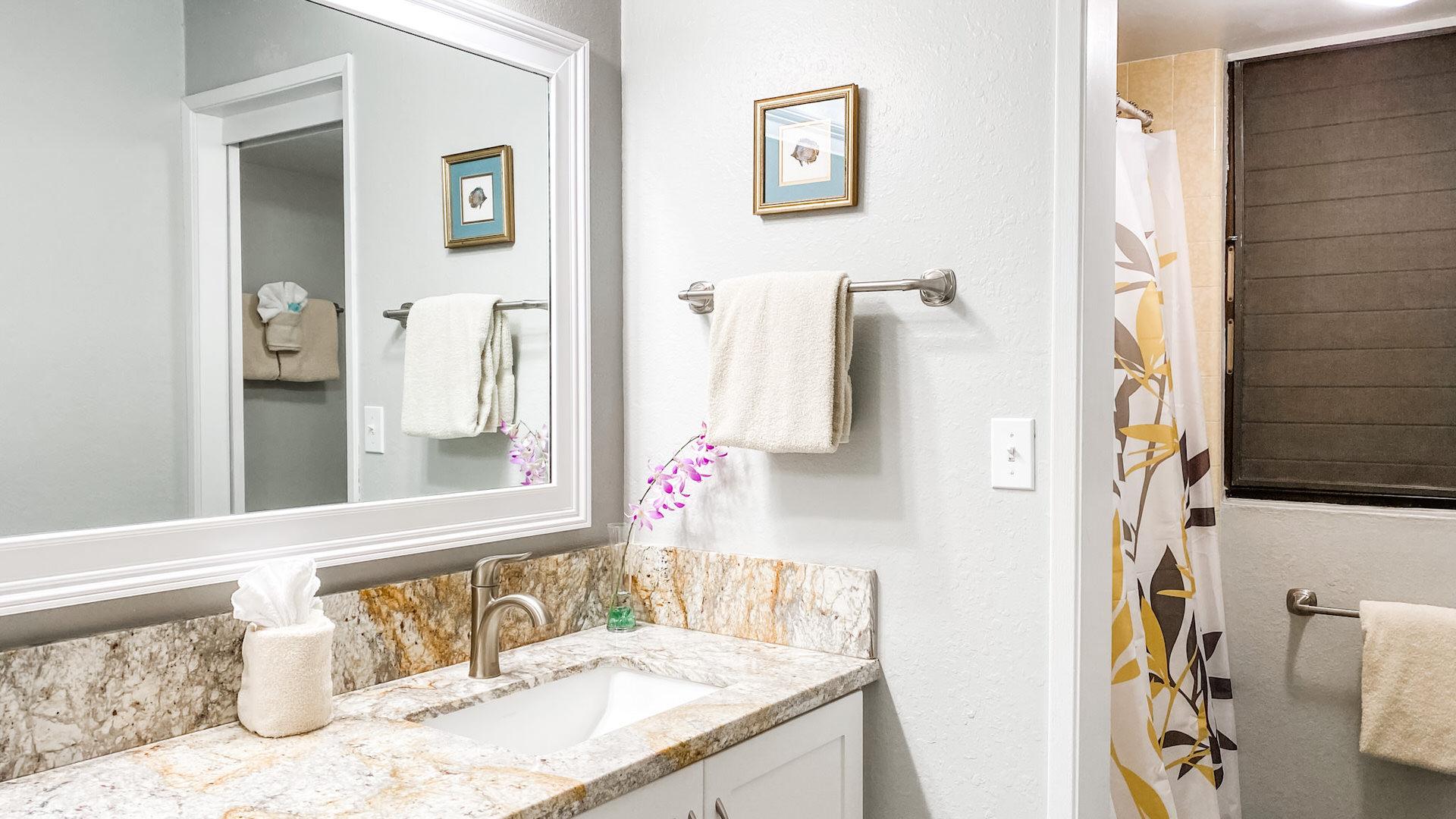 C311 Guest Bathroom Vanity
