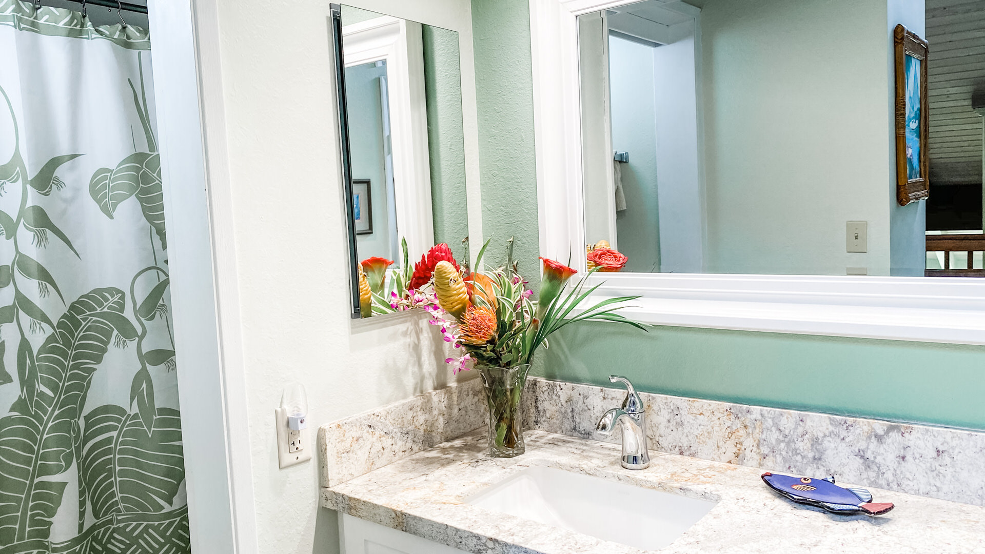 Loft Bathroom Vanity