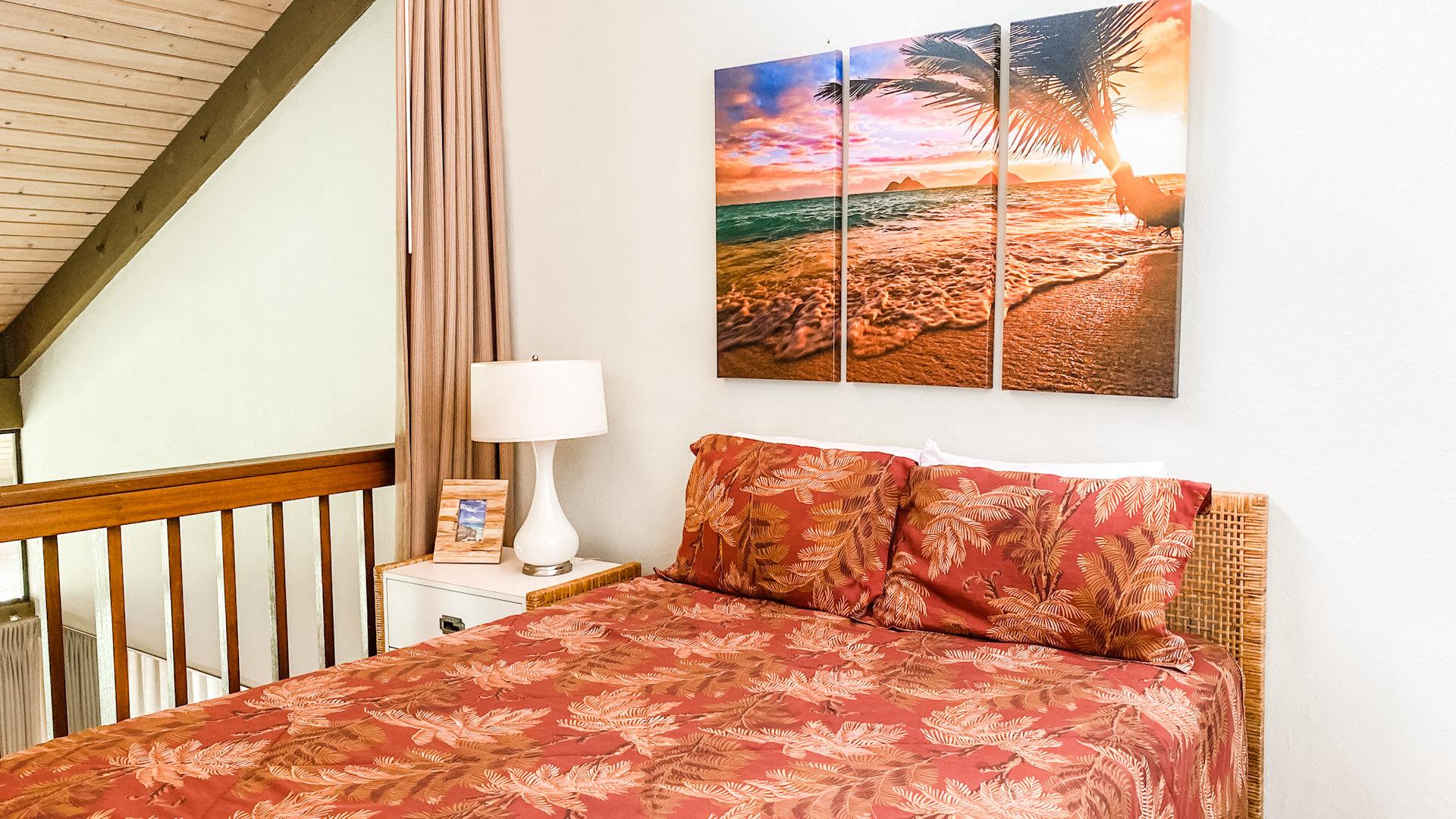 C311 Loft Bedroom Bed