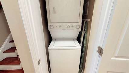 2nd Washer & Dryer