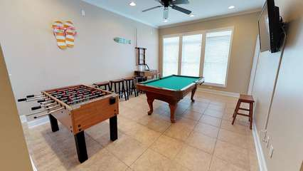 Game Room - Family Room