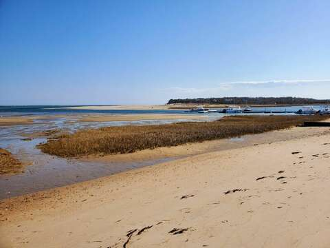 Little Beach, just steps from your back door - 22 Starfish Lane Chatham Cape Cod - New England Vacation Rentals