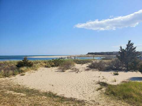 Dunes and views everywhere! 22 Starfish Lane Chatham Cape Cod - New England Vacation Rentals