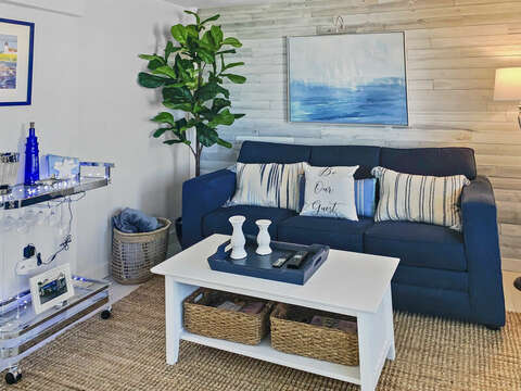 All updated open living/dining and kitchen. 22 Starfish Lane Chatham Cape Cod - New England Vacation Rentals