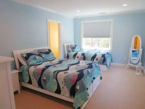 Bedroom 3 - 5 White Cedar Lane -Orleans- Cape Cod New England Vacation Rentals