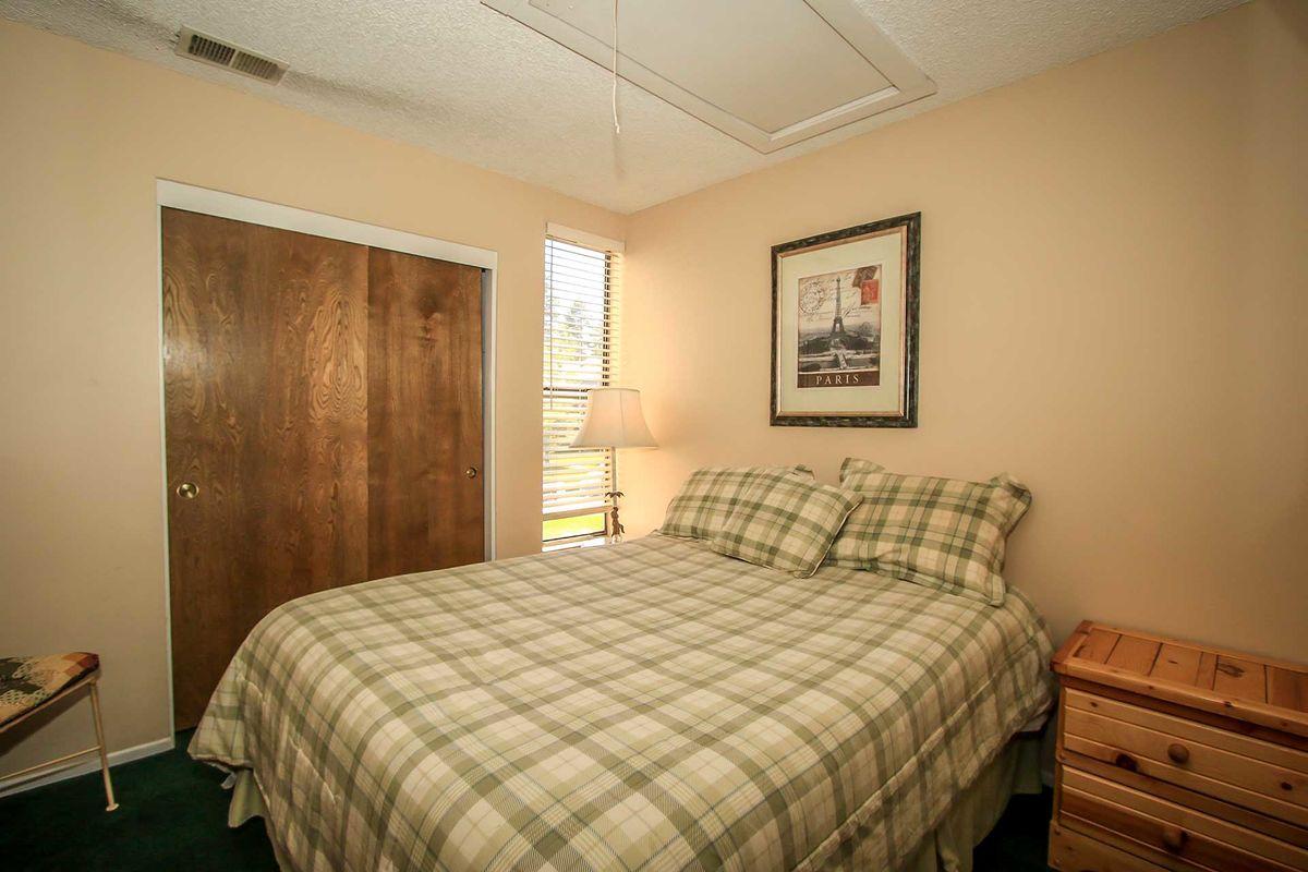 Bedroom 2- Closet Space