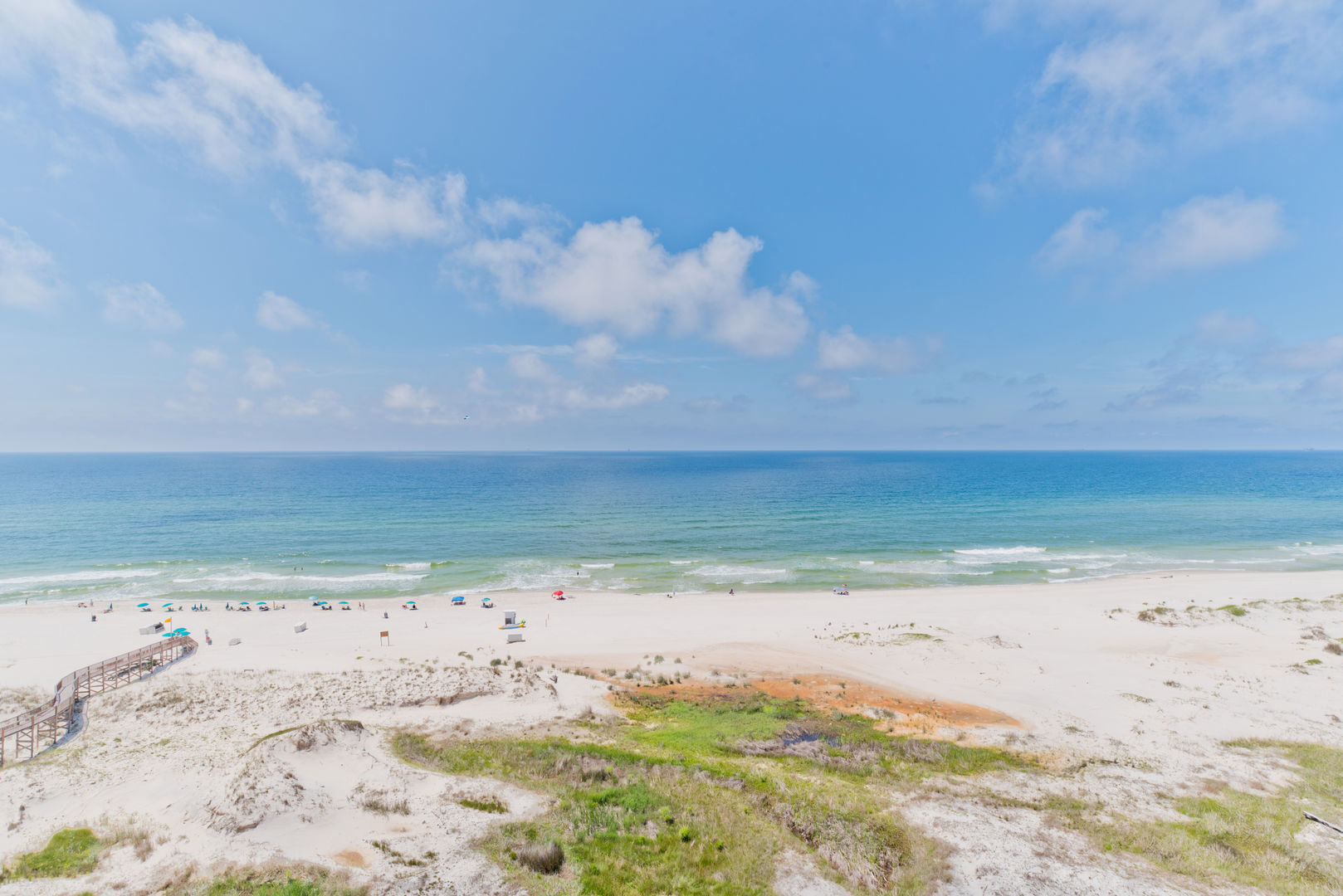 Take In Fort Morgan From The 11th Floor!
