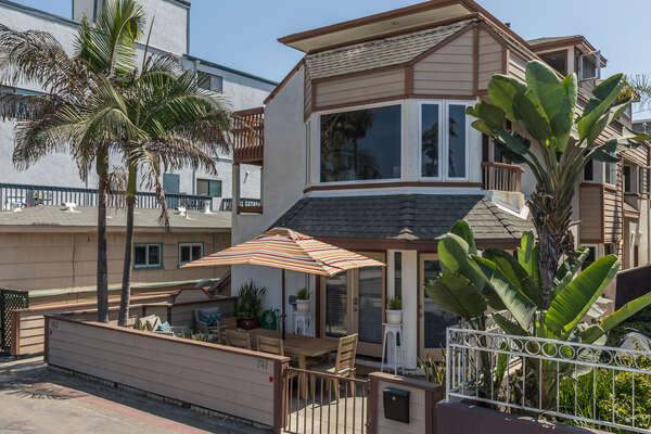 The SANFERN741 Vacation Rental in San Diego California