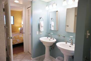 Bathroom Double Sinks