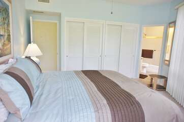 Bedroom 2 with Cal King Bed