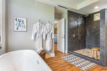Master Suite 1 - Bathroom
