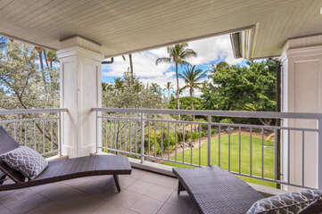 Master Suite 1 - Private Lanai