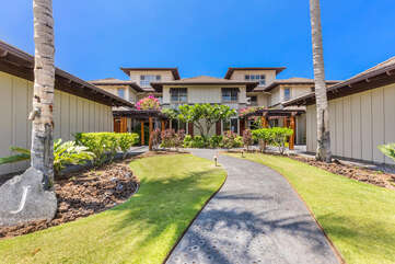 Welcome to Mauna Lani Golf Villas
