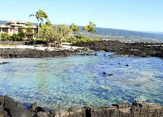 Walking Distance to Keiki Beach