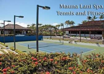Mauna Lani Tennis and Fitness