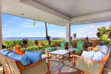 Lanai - Outdoor Living