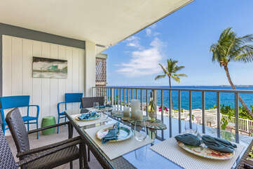 Beautiful Views from Alii Villas 227!