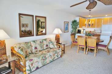 Living Area within sea village 3309