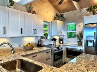 Beautifull updated kitchen