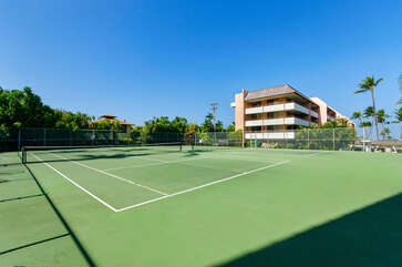 White Sands Village tennis courts