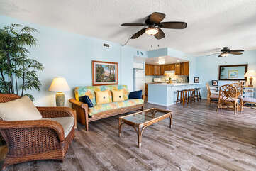 Welcome to White Sands Village #210!  Newly Renovated