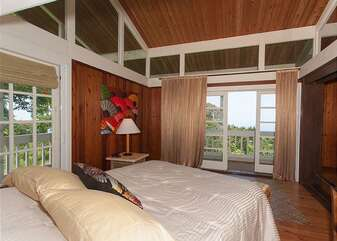 Windows Galore in the Master and Great Breezes with a Private Lanai