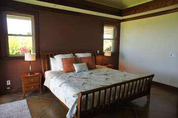 Bedroom 3 with a King Bed