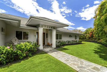 Exterior View of our Kona Hawaii Vacation Rental